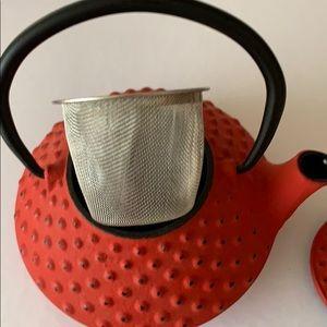 COPY - Cast Iron TeaPot
